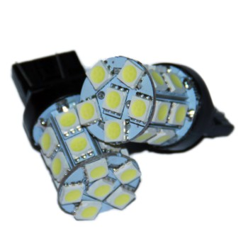 Светодиодная лампа T20 7443 W21-5W   12V