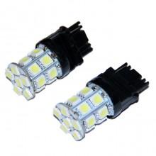 Светодиодная лампа T25 W27W 3156   12V