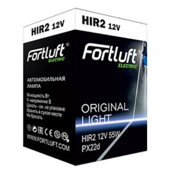 Лампа галогеновая Forluft HIR2 12V 55W PX22D ALS004