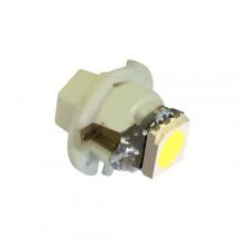 Автолампа светодиодная  T5-8.4-1smd-5050