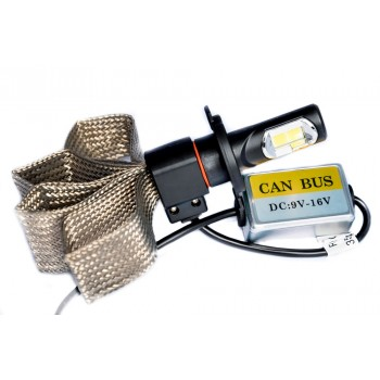 Комплект LED ламп головного света Flex (гибкий кулер)