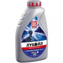 Трансмиссионное масло ЛУКОЙЛ ТМ-4 80W-90 1л. 19539