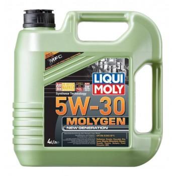 Моторное масло LIQUI MOLY Molygen New Generation 5W-30 4л. 9042