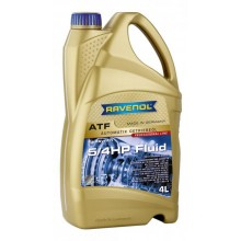Трансмиссионое масло RAVENOL ATF 5/4 HP Fluid 4л. 4014835733299