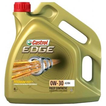 Масло моторное CASTROL EDGE Titanium FST 0W-30 A3B4 синтетическое 4 л. 4008177076916