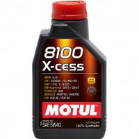 Моторное масло MOTUL 8100 X-cess 5W-40 1л.    102784