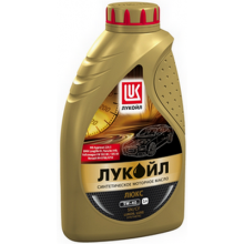 Лукойл Люкс полусинтетическое SL/CF 5W-40 1 л  19189