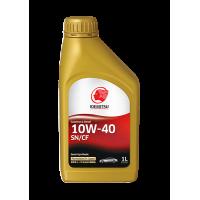 Масло моторное IDEMITSU Gasoline & Diesel Semi-Synthetic 10W-40 1л. 30015049-724