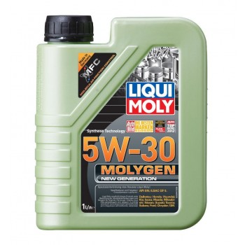 Моторное масло LIQUI MOLY Molygen New Generation 5W-30 1л. 9041