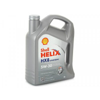 Моторное масло SHELL Helix HX8 Synthetic 5W-30 4 л. 550040542