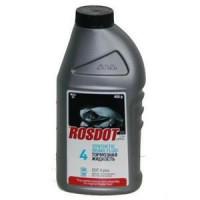 Тормозная жидкость РОС ДОТ-4 0,5л Дзержинск