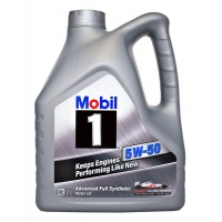 Моторное масло Mobil 1 5W-50 4*4л, 152082