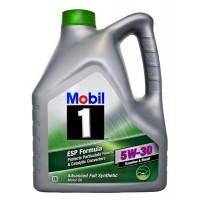 Моторное масло  Mobil 1 ESP Formula 5W-30 4л,  152053