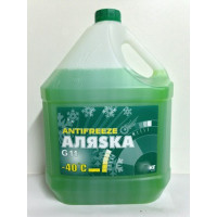 Антифриз Аляска -40 green (5кг)