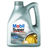 Моторное масло Mobil Super 3000 Formula FE 5W-30  4л, 152056