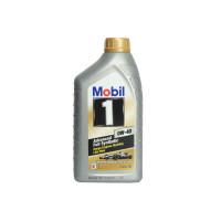 Моторное масло Mobil 1 0W/40, 1 л, синтетическое 152080