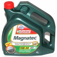 Моторное масло Castrol Magnatec 5W/30 A5, 4 л, синтетическое 15583D