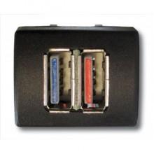 USB зарядное устройство для LADA Granta, Kalina-2, Priora