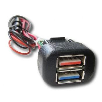 USB зарядное устройство для LADA 4*4, Kalina, Samara