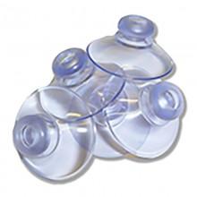 Присоска силиконовая, вакуумная для креплений антирадаров C-043