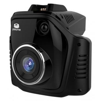 Видеорегистратор, радар-детектор PlayMe Turbo