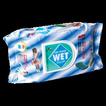 Салфетки влажные универсальные Soft99 Wet Tissue