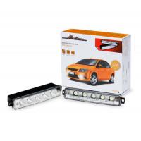 Дневные ходовые огни  10 LED ADRL-1W10-04