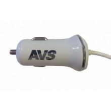 Автомобильное зарядное устройство AVS c mini USB CMN-213 (1,2A) A78030S