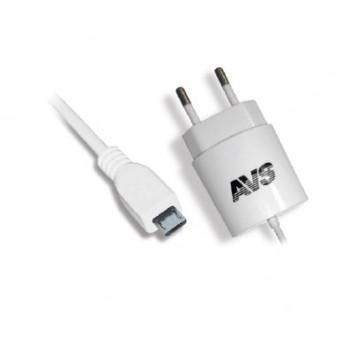 Сетевое зарядное устройство AVS c micro USB TMC-111 (1,2A) A78036S