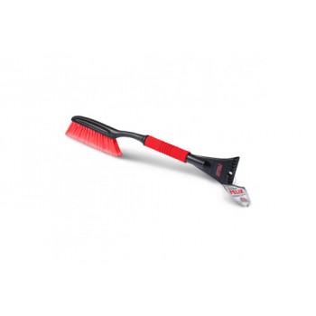 Щетка Felix для снега со скребком и поролоновой ручкой