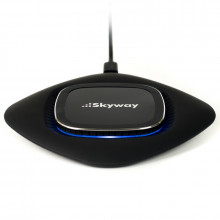 Беспроводное зарядное устройство Skyway Touch