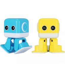 Робот интерактивный CUBEE F9 танцует обучает с приложением