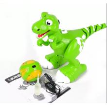 Динозавр интерактивный радиоуправляемый с паром 908B