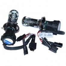 Биксеноновая лампа H4 H/L  С-ТРИ