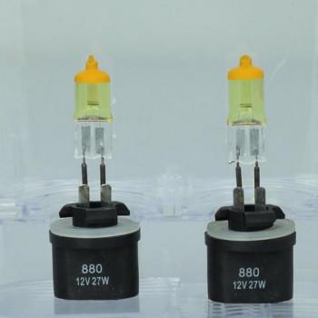 Лампа Avantech FOG FIGHTER H27/1 12V 50W (100W) 3000K (ярко-желтый свет) 2шт AB3027