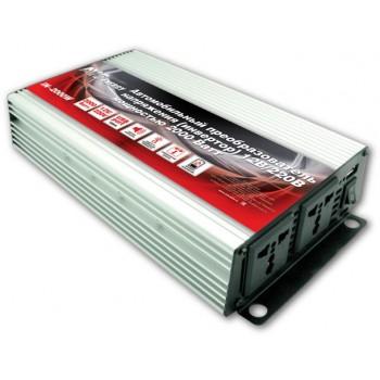 Автомобильный инвертор AVS 12/220V IN-2000W