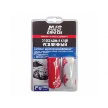 Клей эпоксидный AVS AVK-129 (суперпрочный) 80 гр.