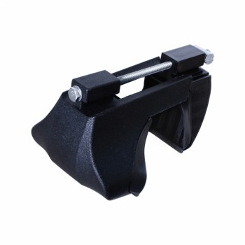 Багажник ALFA TOUR универсальный на рейлинги, в пластике 1.2м. D-014-120