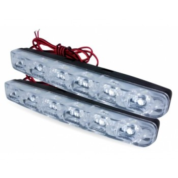 Дневные ходовые огни AVS (DRL) Light DL-6A