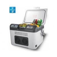 Автохолодильник AVS (12V/24V/220V) CC-27WBC