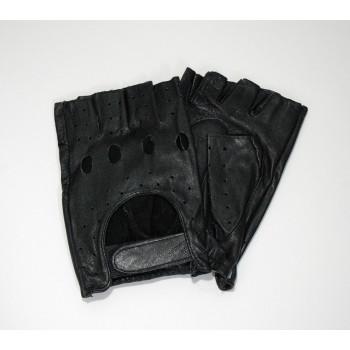 Перчатки водителя из кожи козы ПК01, размер 8,50