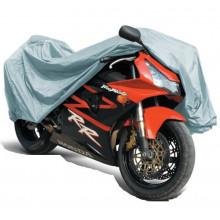 "Тент - чехол на мотоцикл AVS МС-520 ""L"" 229х99х125см водонепроницаемый"