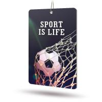 Ароматизатор AVS APS-025 Sport is Life (аром. Leader/Лидер)