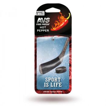 Ароматизатор AVS APS-032 Sport is Life (аром. Hot Pepper/Перец)