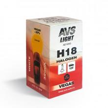 Галогенная лампа AVS Vegas H18 12V 65W A07434S