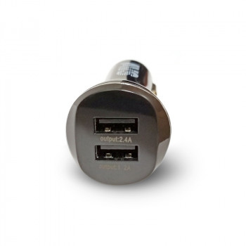 Автомобильное зарядное устройство USB AVS UC-322