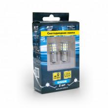 Лампа светодиодная AVS T15 S105A /белый/ (BA15S) 39SMD 2835 10-30V 1 contact