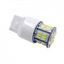 Лампа светодиодная AVS T20 T113B /белый/(W3*16D) 54SMD 3014, 2 contact, 2 шт.