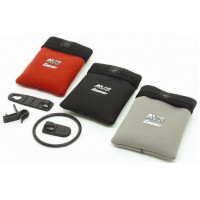 """Держатель-мешочек AVS """"Magic Pocket"""" MP-888-B чёрный"""