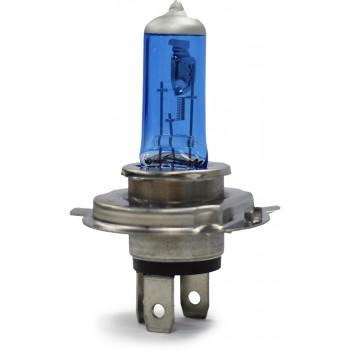 Лампа галогенная AVS ATLAS H4 5000K 12V 60/55W 2шт. A78569S